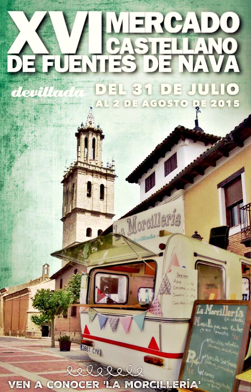 Mercado Castellano Fuentes de Nava